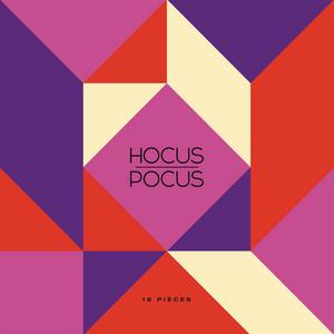 Hocus Pocus - 16 Pièces