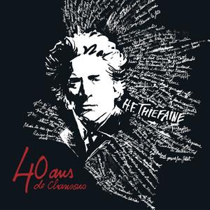 Hubert-Félix Thiéfaine - 40 Ans De Chansons