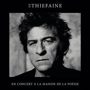 Hubert-Félix Thiéfaine - En Concert à La Maison De La Poésie (scène Littéraire)