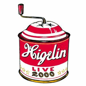 Jacques Higelin - Higelin Live 2000