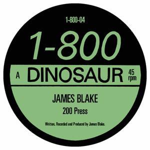 James Blake - 200 Press Ep