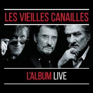 Johnny Hallyday - Les Vieilles Canailles : Le Live