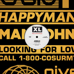 Jungle - Happy Man
