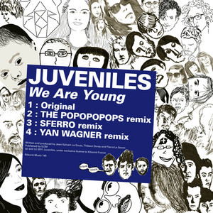 Juveniles - Kitsuné: We Are Young – Ep