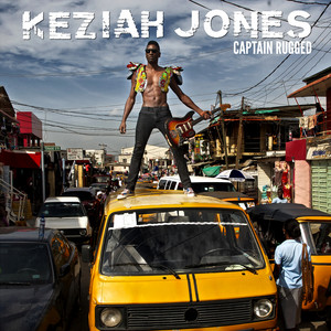 Keziah Jones - Captain Rugged