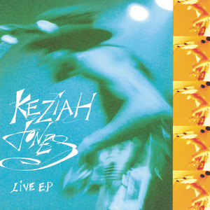 Keziah Jones - Live Ep