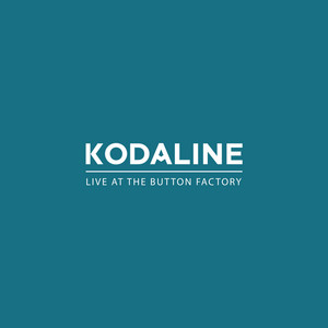 Kodaline - Live At The Button Factory – Ep