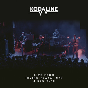Kodaline - Live From Irving Plaza, Nyc, 4 Dec 2018
