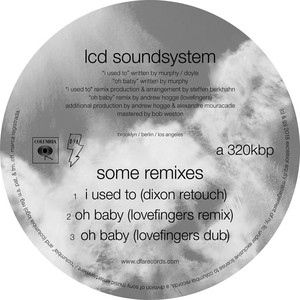 LCD Soundsystem - Some Remixes