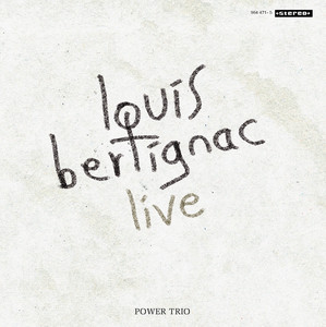 Louis Bertignac - Live Power Trio
