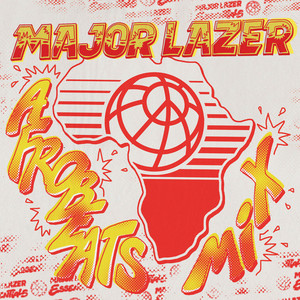 Major Lazer - Afrobeats Mix (dj Mix)