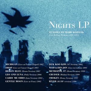 Mark Kozelek - Nights Lp