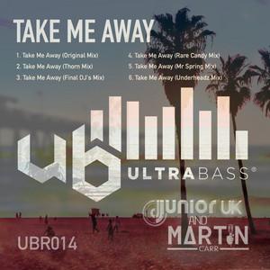 Martin Carr - Take Me Away