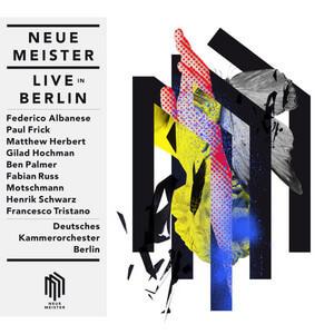 Matthew Herbert - Neue Meister Live In Berlin