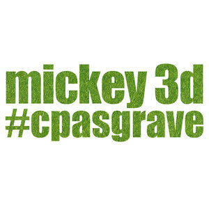 Mickey 3D - #cpasgrave