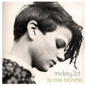 Mickey 3D - La Rose Blanche