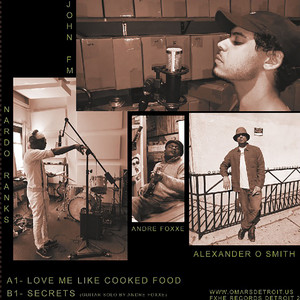 Omar S - Love Me Like Cooked Food