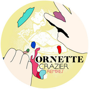 Ornette - Crazier Remixes (ep)