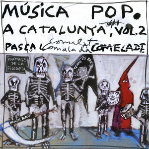 Pascal Comelade - Música Pop A Catalunya, Vol. 2 (catalunya Nord Vol. 2)