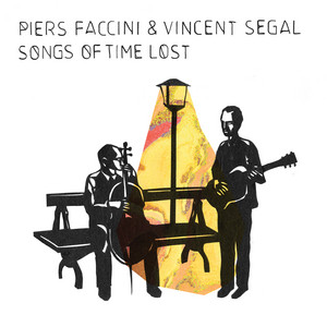 Piers Faccini - Songs Of Time Lost