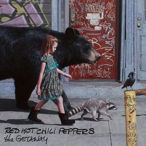 Red Hot Chili Peppers - Goodbye Angels