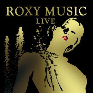 Roxy Music - Live