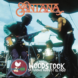 Santana - Woodstock Saturday August 16, 1969 (live)