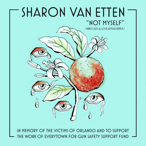 Sharon Van Etten - Not Myself (hercules & Love Affair Remix)