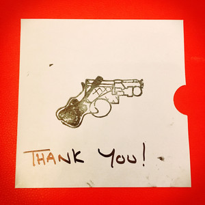 She Drew The Gun - Thank You