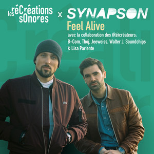 Synapson - Feel Alive