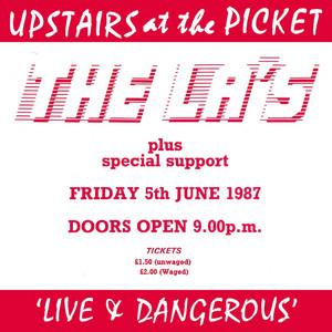 The La's - Live & Dangerous (live At The Picket 5/6/1987)