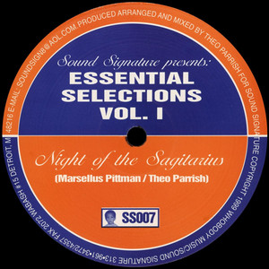 Theo Parrish - Essential Selections, Vol. 1