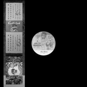 Theo Parrish - Gentrified Love, Pt. 1