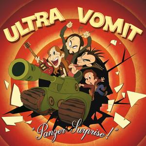 Ultra Vomit - Kammthaar