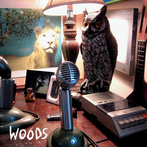 Woods - At Rear House