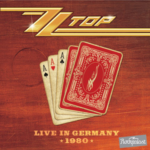 ZZ Top - Live In Germany – Rockpalast 1980
