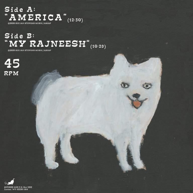 Sufjan Stevens - My Rajneesh