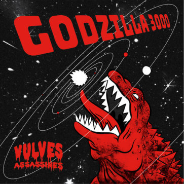 Les Vulves assassines - Godzilla 3000