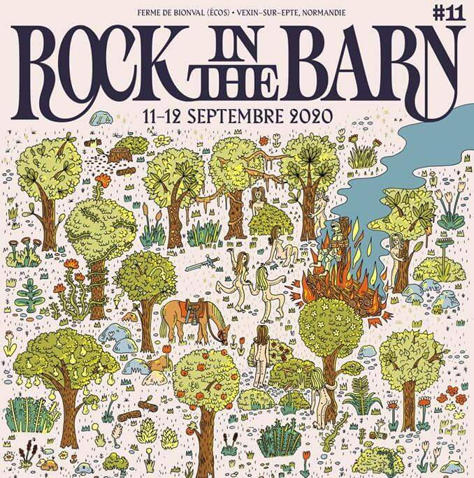 Rock in the Barn 2020
