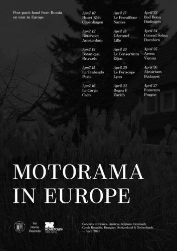 Motorama tour