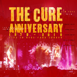 The Cure - Lullaby (live)