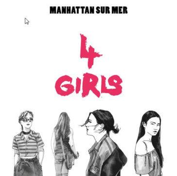 Manhattan sur Mer - 4 Girls