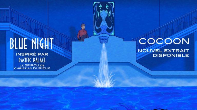 Cocoon - Blue Night
