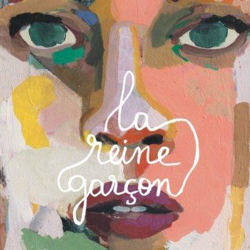 La Reine Garcon © peinture Anne-Sophie Tschiegg