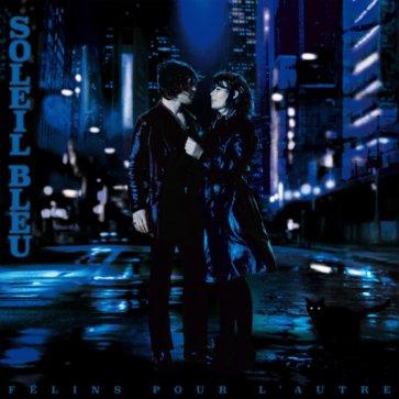 Soleil bleu EP COVER