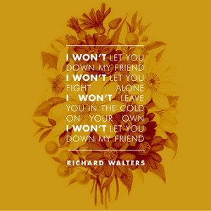 Richard Walters - I Won't
