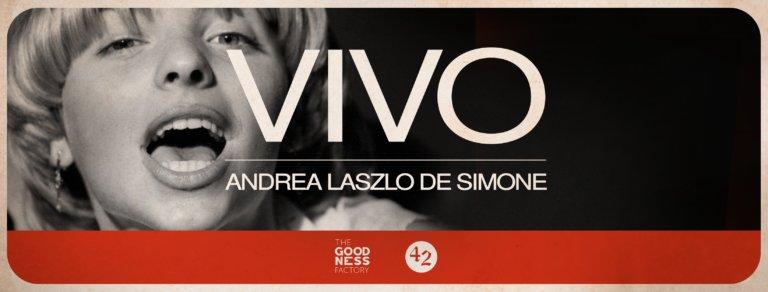 Andrea Laszlo De Simone — Vivo