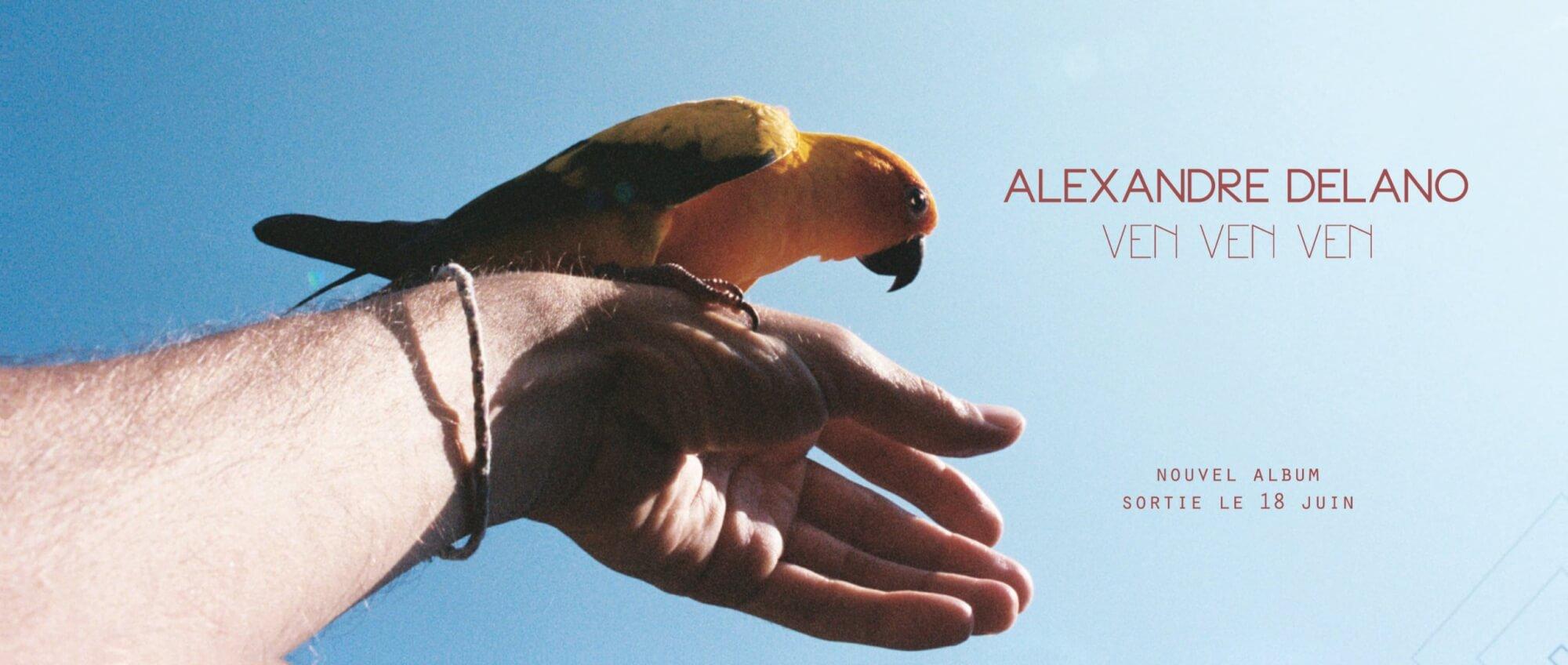 Vidéo : Alexandre Delano – La fleur de l'âge – Son du jour
