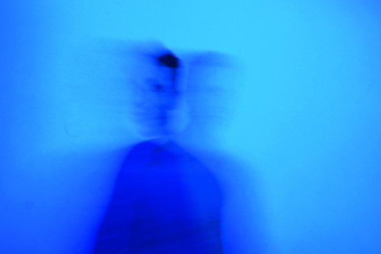 Hyperactive Leslie aka Antonin Leymarie 'Dual' © Camille Sauvage