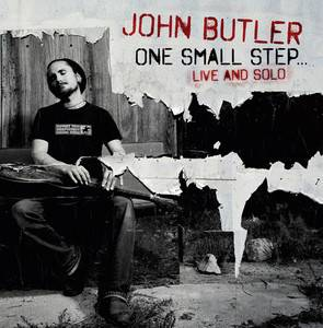 John Butler Trio - One Small Step (live And Solo)